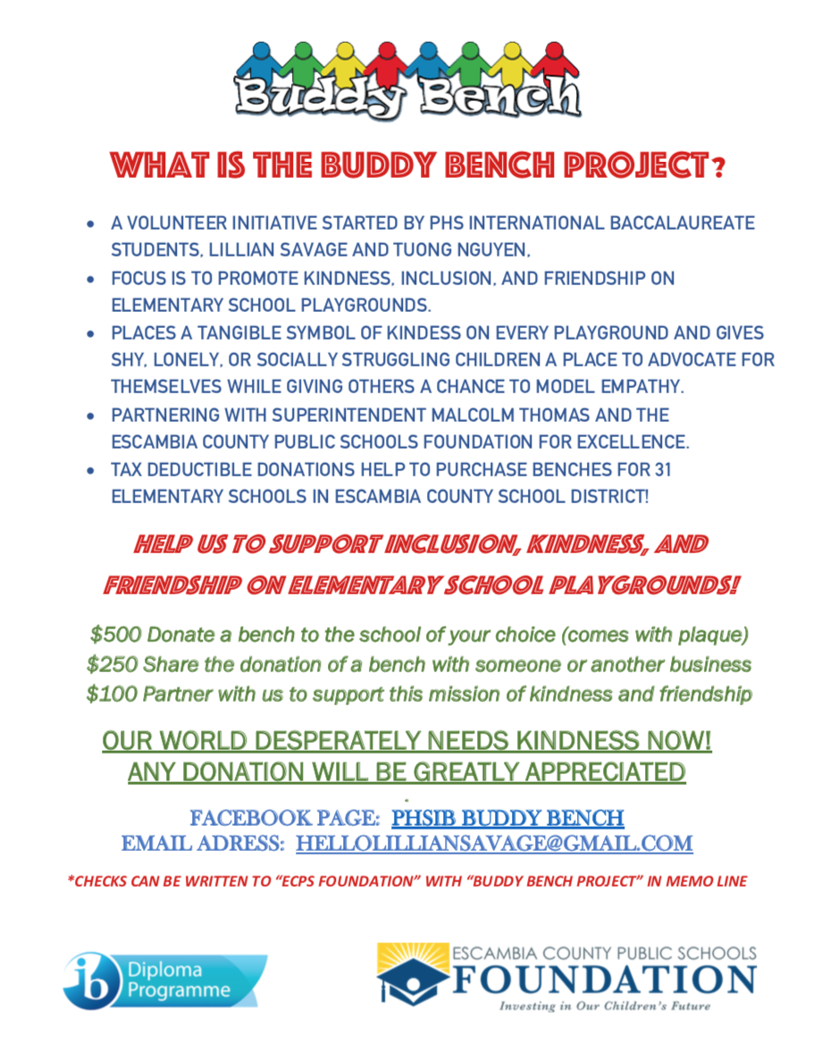 What is the Buddy Bench