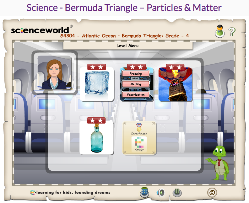 Particle and Matter